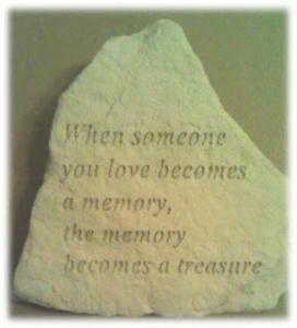 MEMORIAL / DONATION